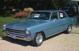 Chevrolet Chevy II II Limousine