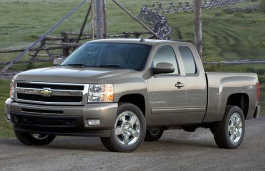 Chevrolet Cheyenne GMT900 Pickup Extended Cab