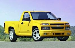 Chevrolet Colorado wheels and tires specs icon