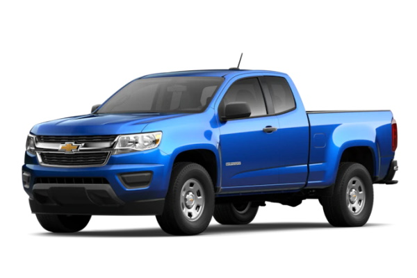 Chevrolet Colorado III Pickup Extended Cab