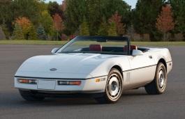 Chevrolet Corvette wheels and tires specs icon