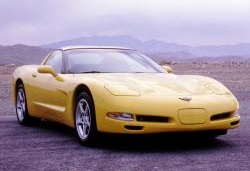 Chevrolet Corvette C5 Coupe