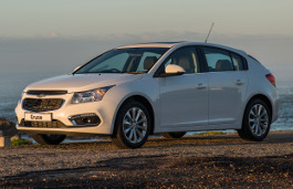 Chevrolet Cruze I Facelift Hatchback