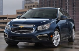 Chevrolet Cruze Limited wheels and tires specs icon