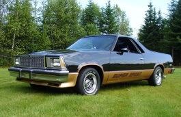 Chevrolet El Camino V Pickup