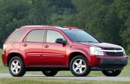 Chevrolet Equinox I SUV