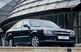 Chevrolet Evanda V200 Saloon