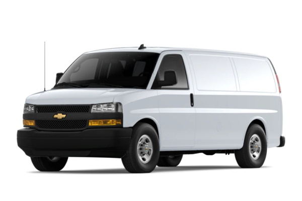 Chevrolet Express 2500 wheels and tires specs icon
