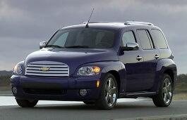 Chevrolet HHR wheels and tires specs icon