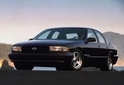 Chevrolet Impala VII Limousine