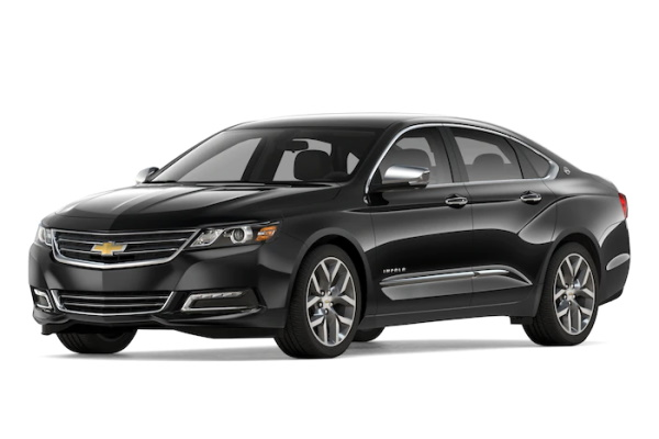 Chevrolet Impala wheels and tires specs icon