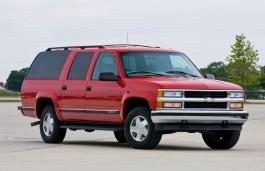 Chevrolet K2500 Suburban wheels and tires specs icon