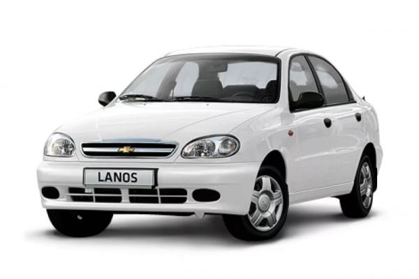Chevrolet Lanos wheels and tires specs icon