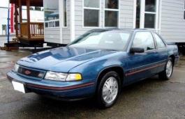 Chevrolet Lumina I Coupe