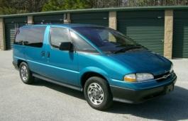 Chevrolet Lumina APV Restyling MPV