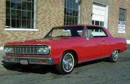 Chevrolet Malibu I Hardtop