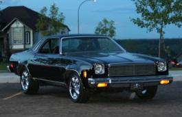 Chevrolet Malibu III Coupe