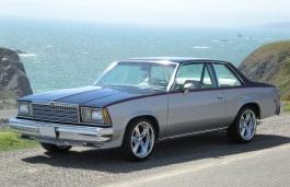 Chevrolet Malibu IV Coupe