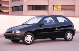 Chevrolet Metro Hatchback