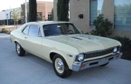 Chevrolet Nova III Coupe