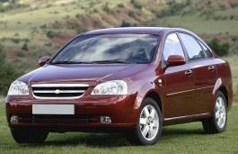 Chevrolet Nubira wheels and tires specs icon