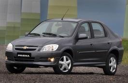 Chevrolet Prisma wheels and tires specs icon