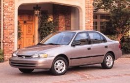 Chevrolet Prizm Limousine