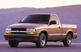 Chevrolet S10 II Restyling Pickup Standard Cab