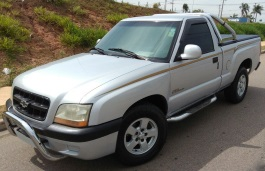 Chevrolet S10 wheels and tires specs icon