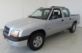 Chevrolet S10 II Restyling Pickup Crew Cab