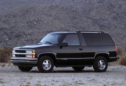 Chevrolet Silverado SUV