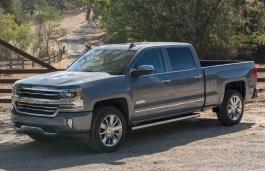 Chevrolet Silverado wheels and tires specs icon