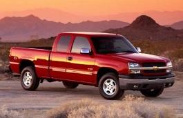 Chevrolet Silverado 2500 I (GMT800) Facelift Pickup Extended Cab