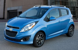 Chevrolet Spark wheels and tires specs icon