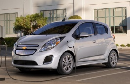 Chevrolet Spark EV wheels and tires specs icon