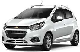 Chevrolet Spark GT wheels and tires specs icon