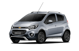 Chevrolet Spark GT Activ wheels and tires specs icon