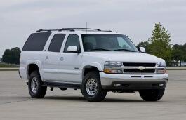 Chevrolet Suburban 2500 VIII SUV