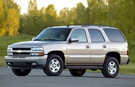 雪佛兰 Tahoe II (GMT800) SUV