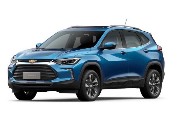 Chevrolet Tracker IV SUV