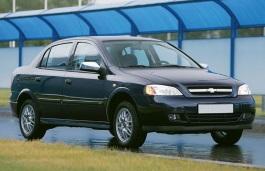 Chevrolet Viva wheels and tires specs icon