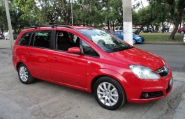 Chevrolet Zafira B MPV