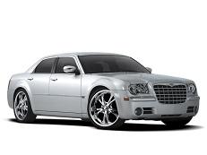 Chrysler 300C SRT-8 wheels and tires specs icon