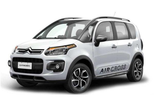 Citroën Aircross SUV