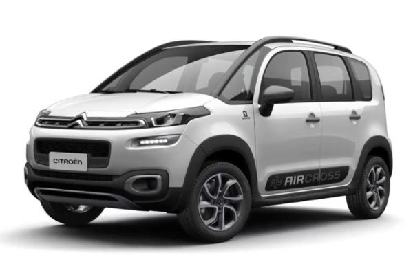 Citroën Aircross Facelift SUV