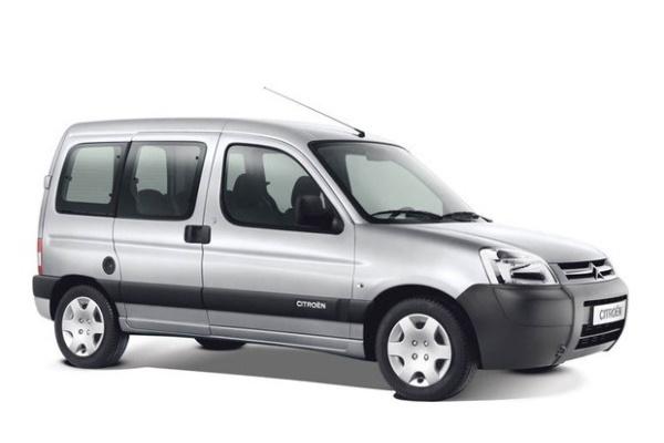 Citroën Berlingo wheels and tires specs icon