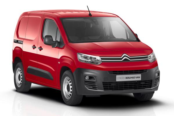 Citroën Berlingo K9 Van