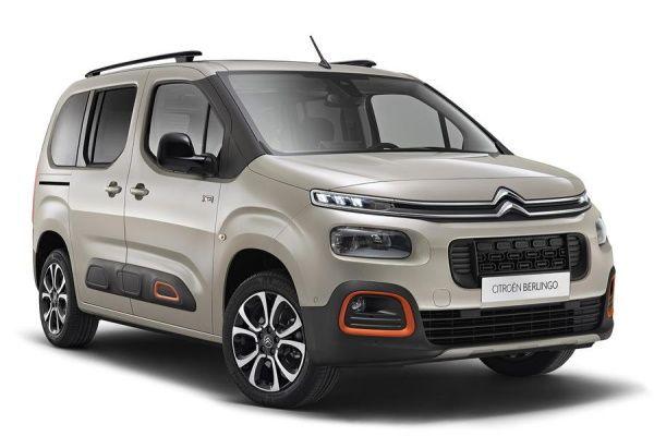 Citroën Berlingo IV (K9) MPV