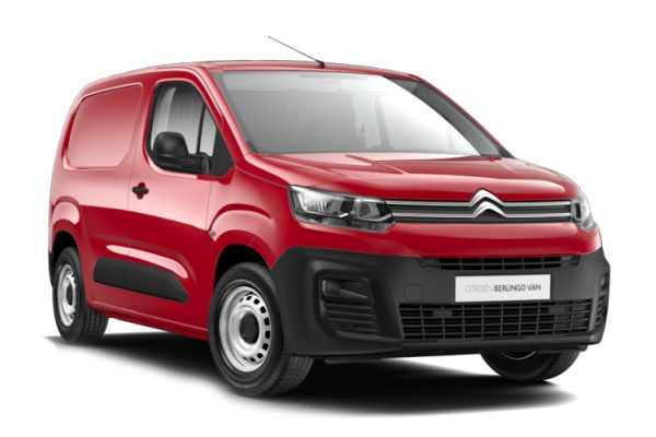 Citroën Berlingo IV (K9) Van