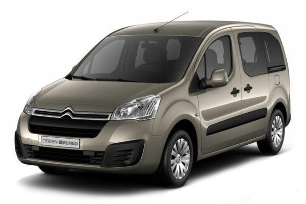 Citroën Berlingo Multispace wheels and tires specs icon